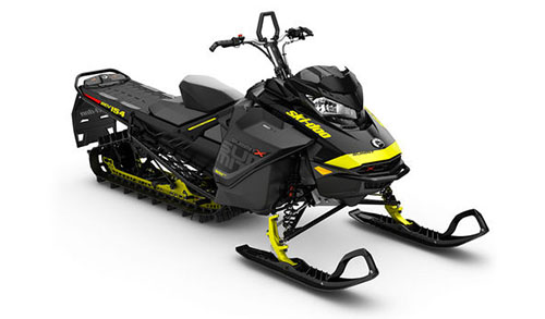 Ski-Doo Summit X 850 E-TEC 154""
